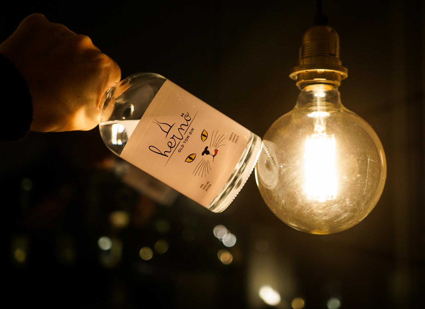 Hernö old tom gin
