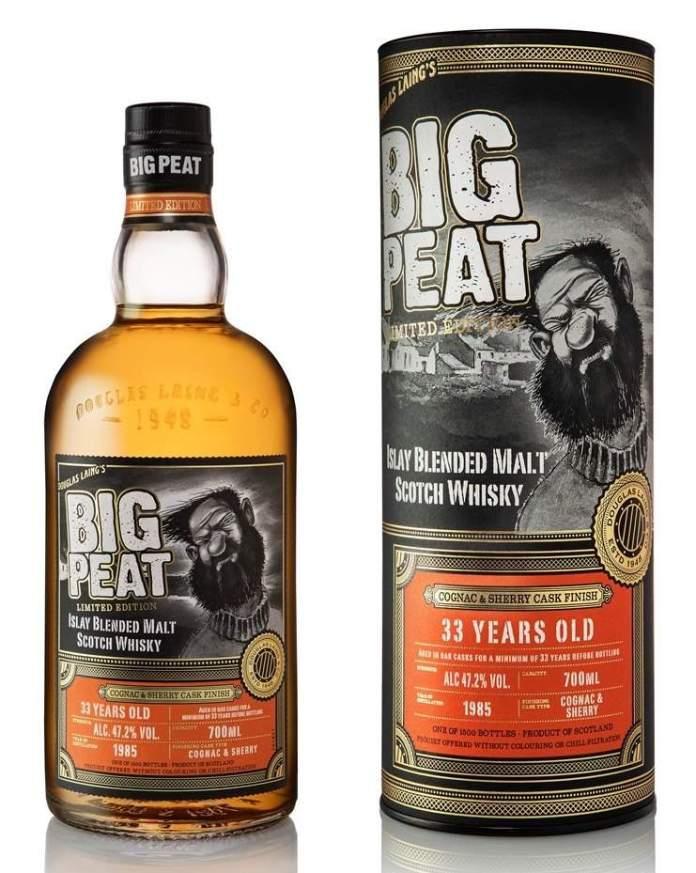 Douglas Laing Big Peat 33