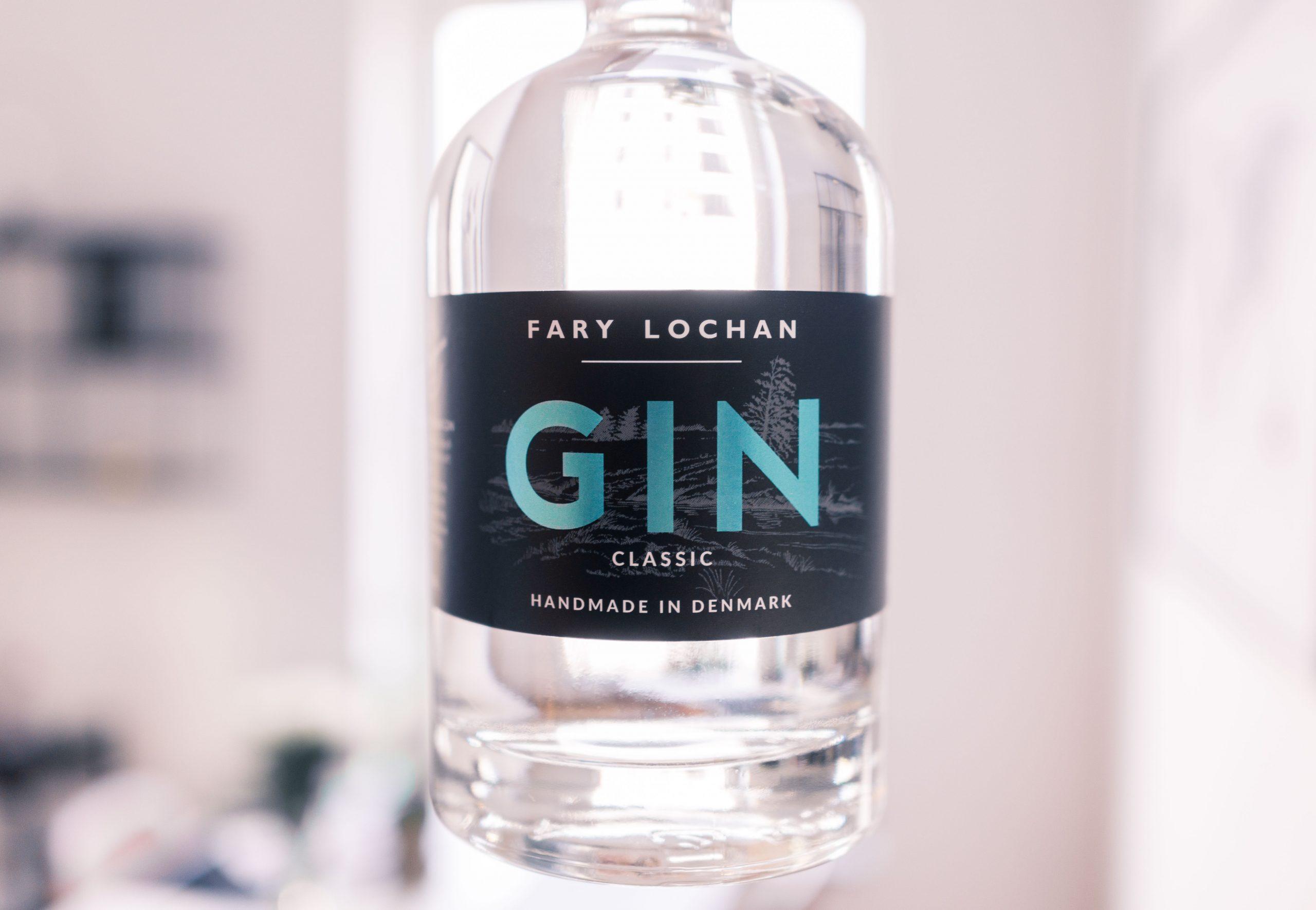 Fary Lochan Classic Gin