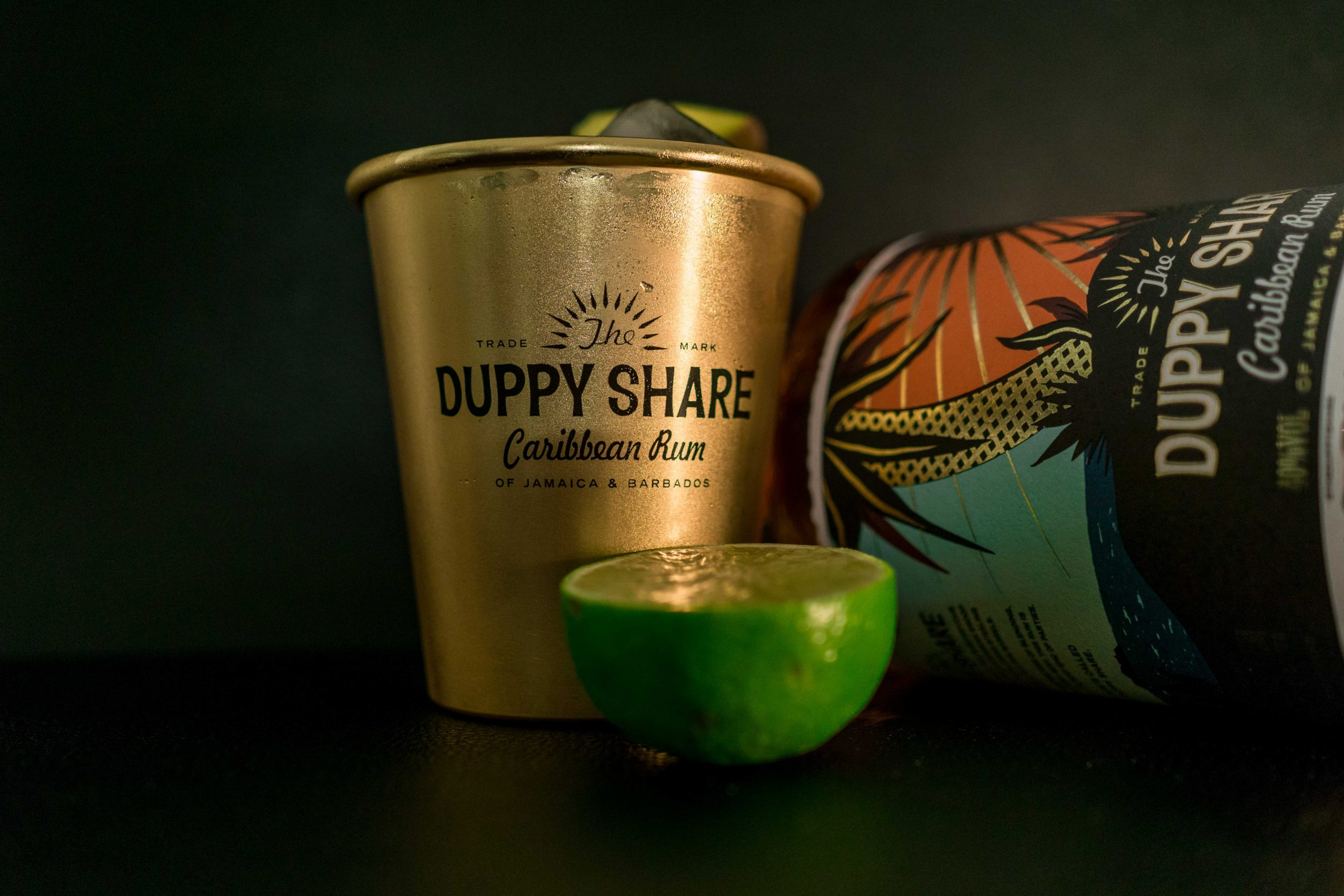 Cocktail recipe: Fresh mango fushion with Duppy Share