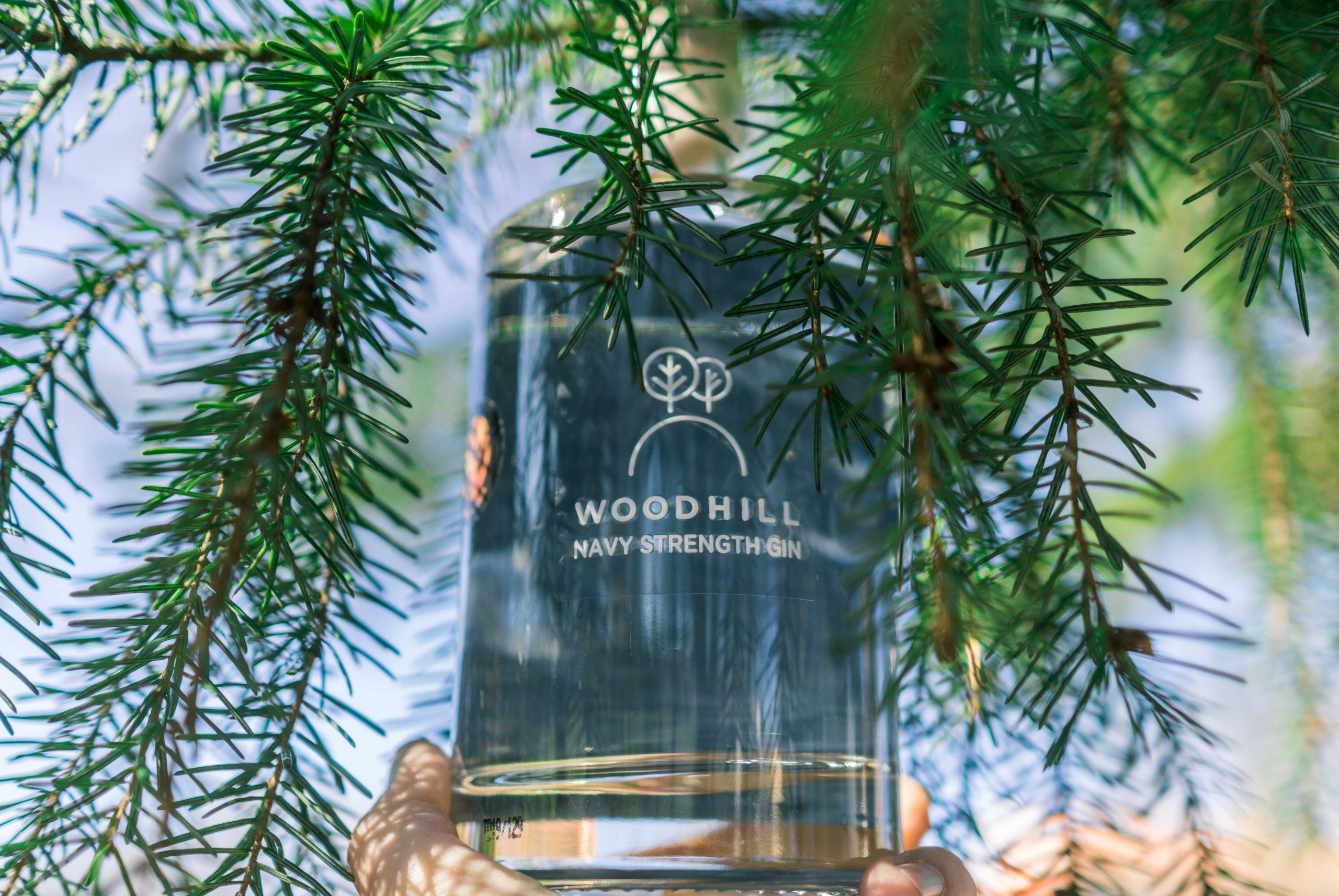 Woodhill Navy strength Gin