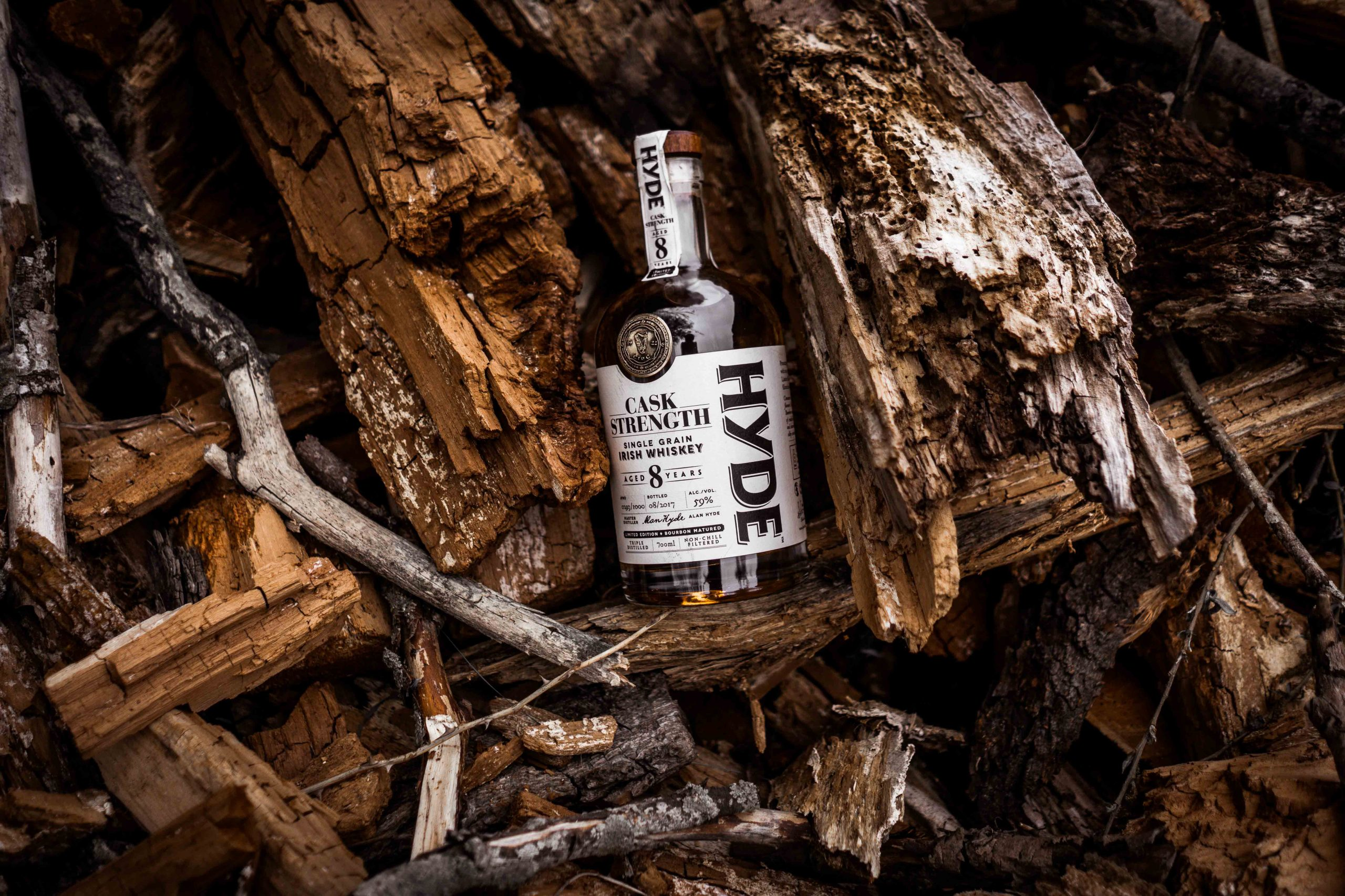 Hyde cask strength 8yo 59%