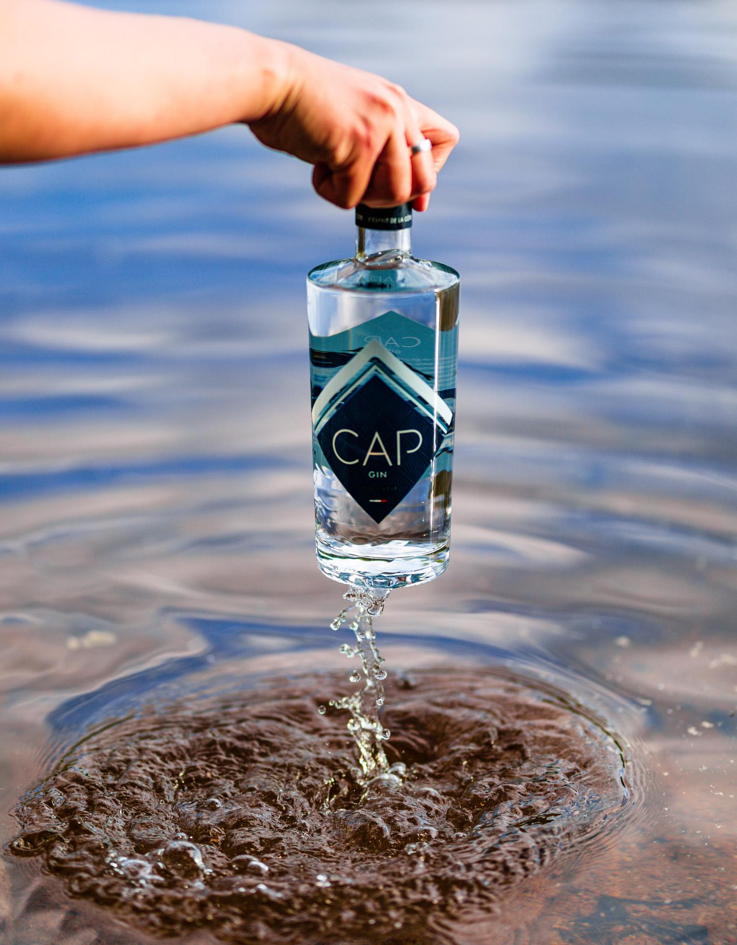 CAP Gin