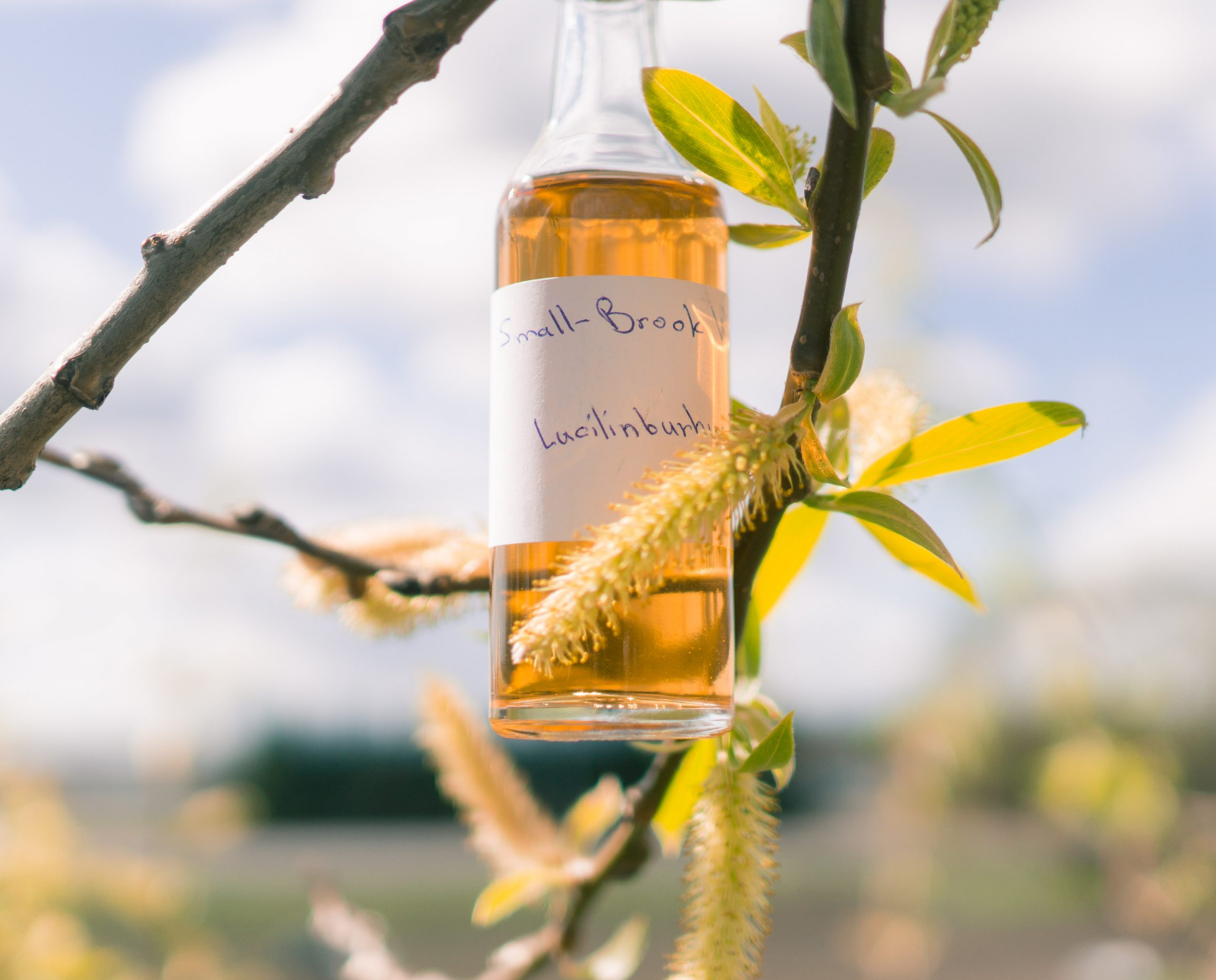 Small-brook Lucilinburhuc whisky from Luxembourg