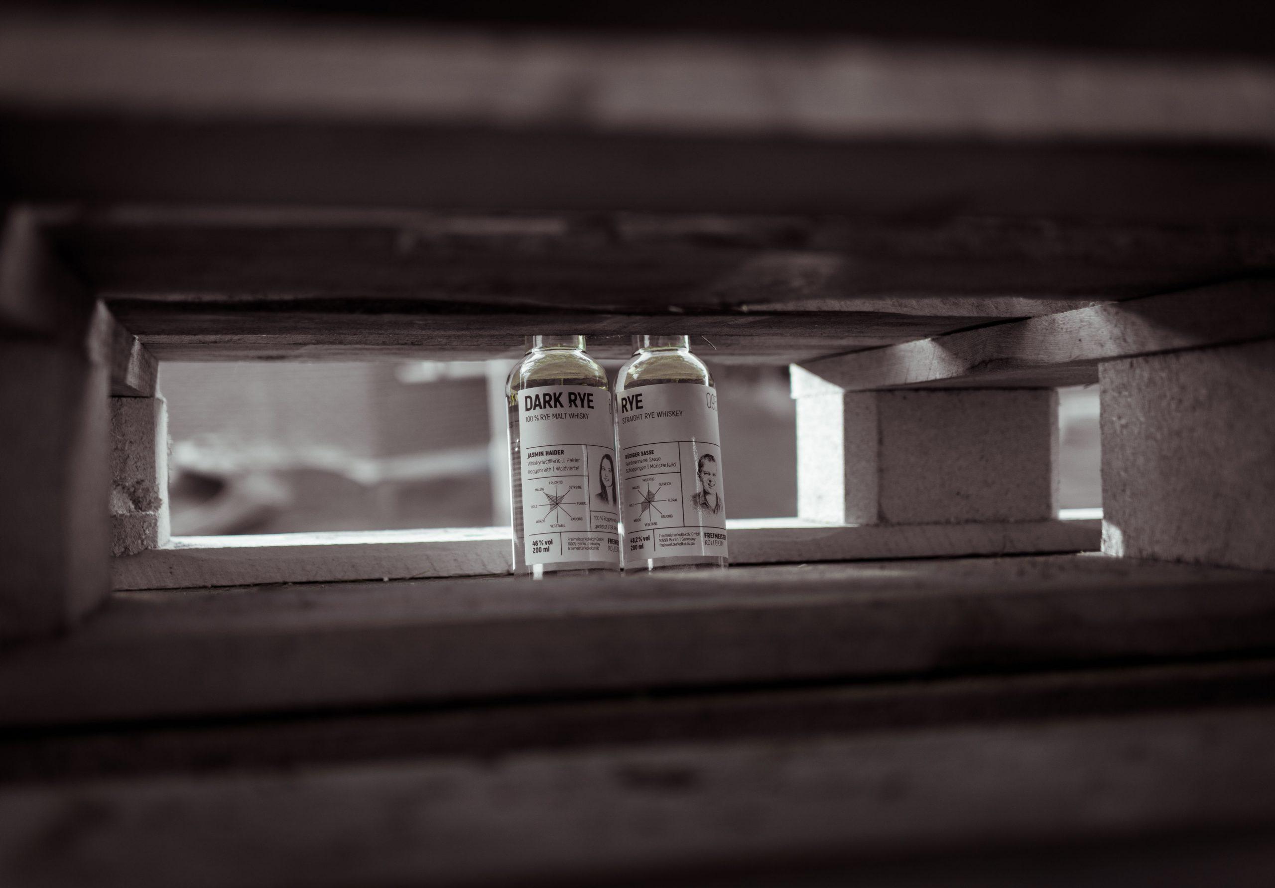 Freimeisterkollektiv Rye whisky