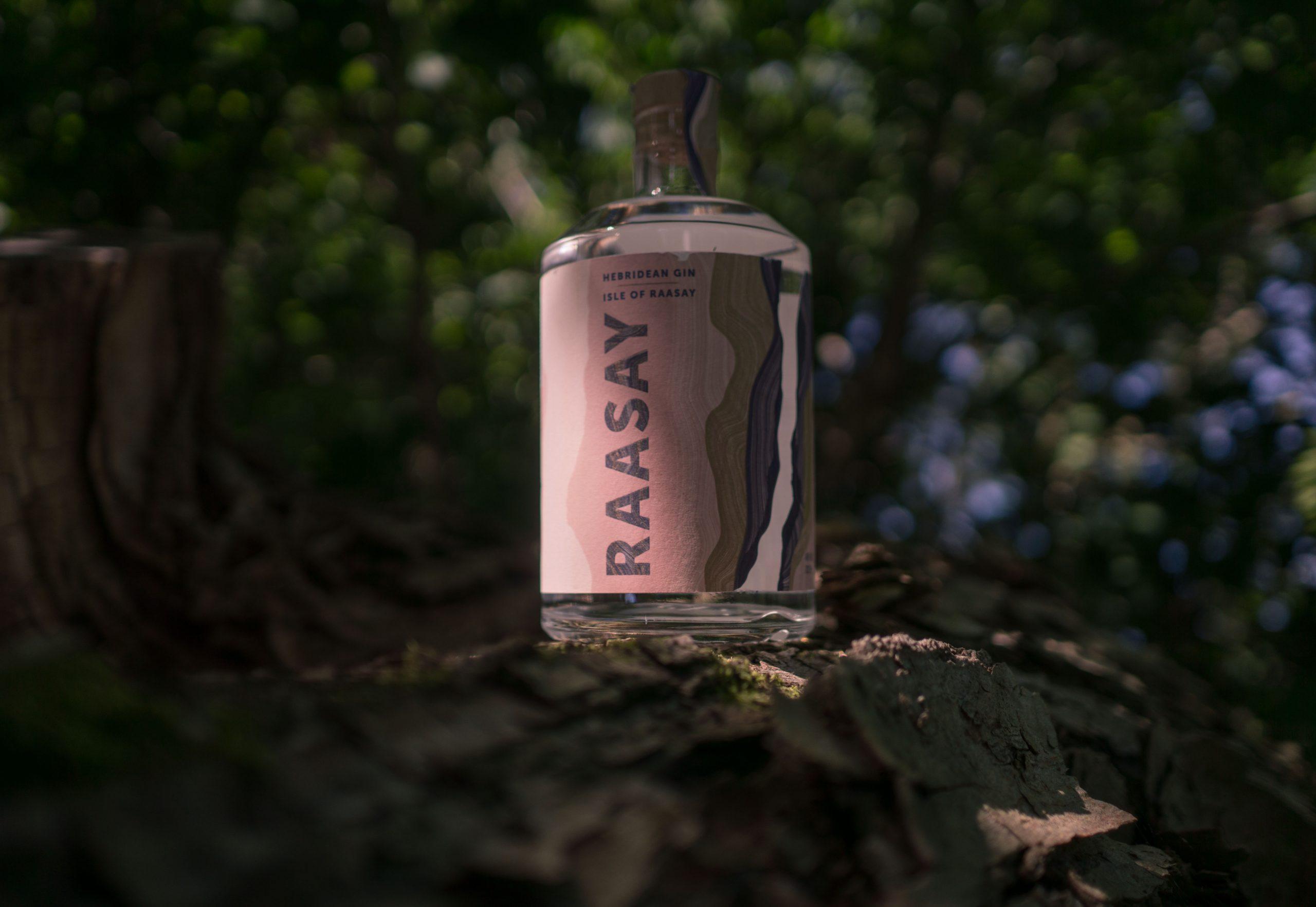 Isle of Raasay Gin