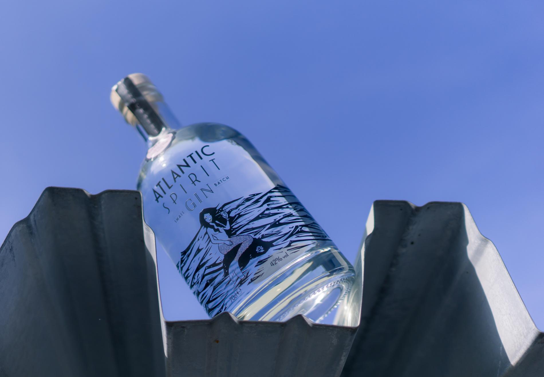 Atlantic Spirit gin Thai Basil