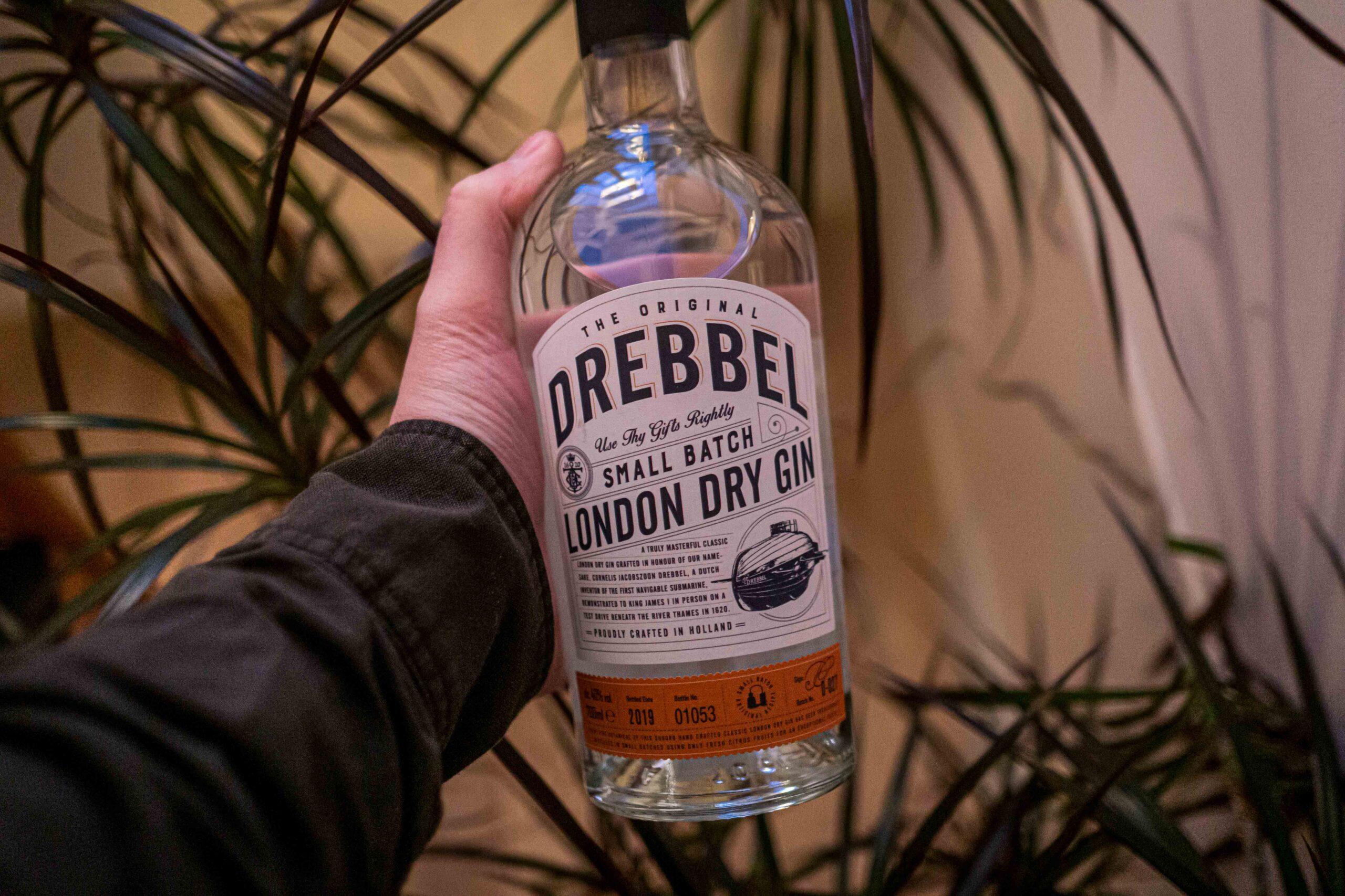 Drebbel Gin