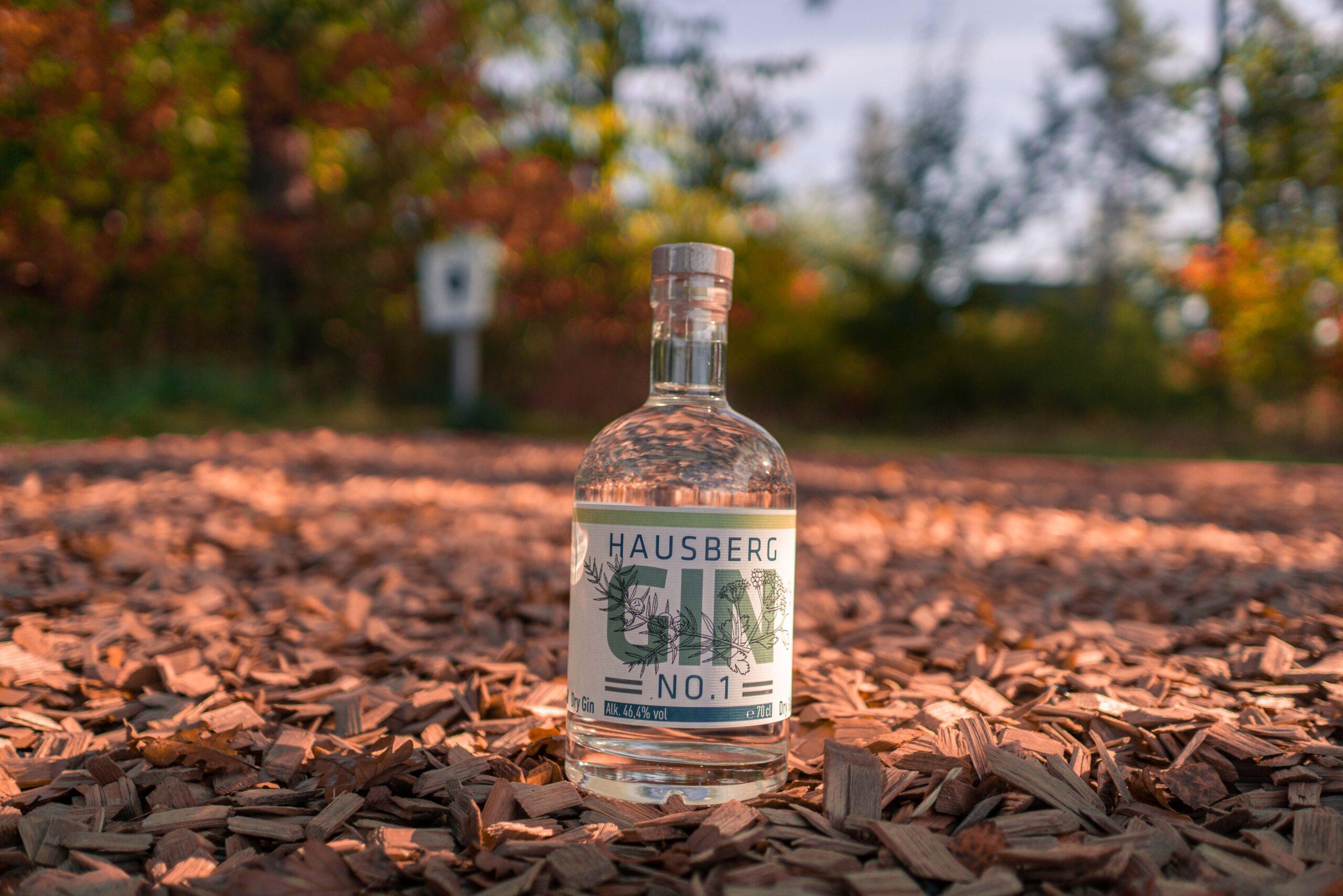 Hausberg No1 Dry Gin