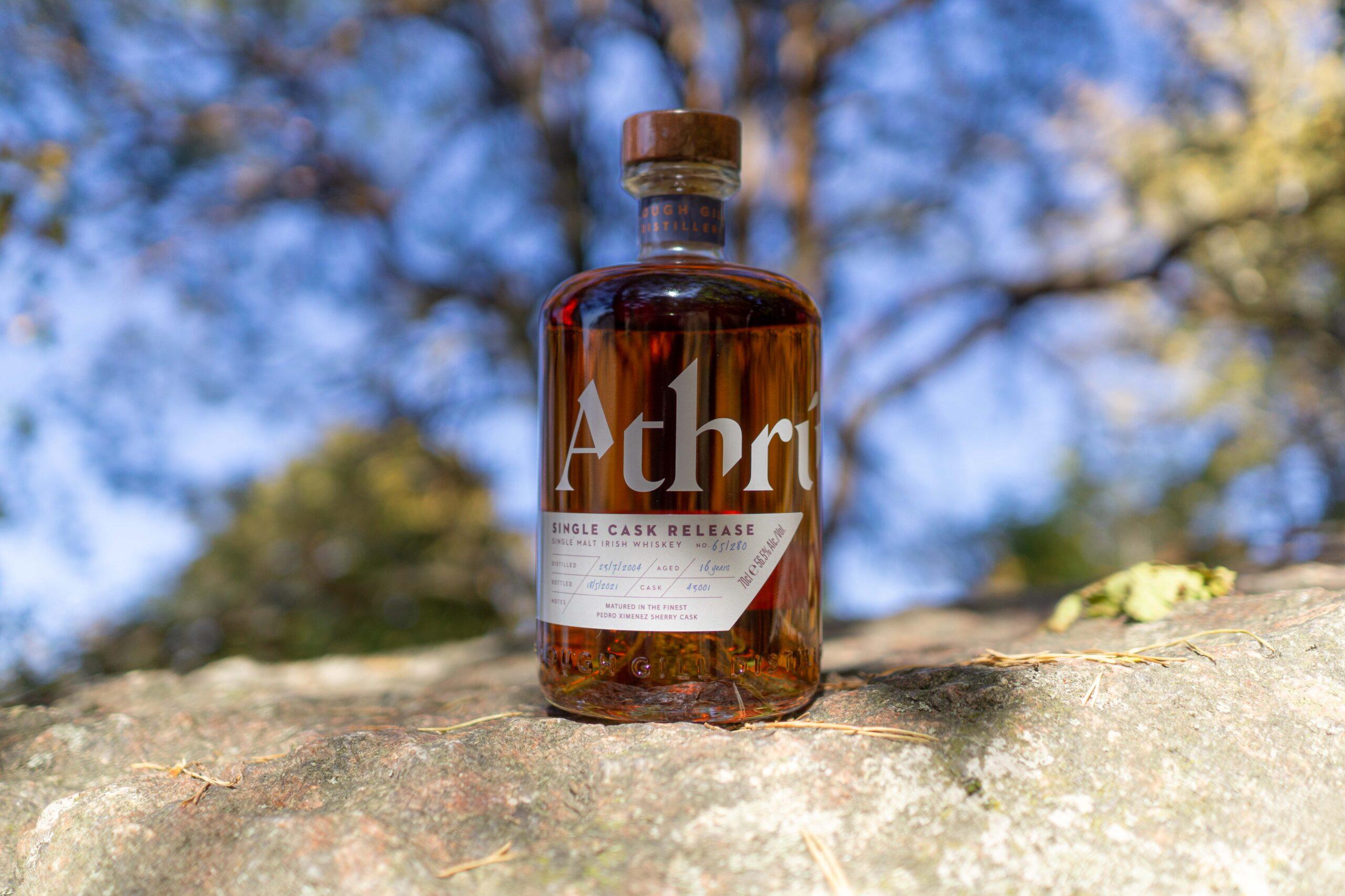 Athru single cask release 16yo PX